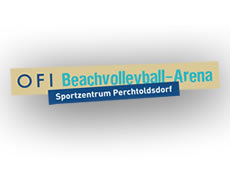 Logo OFI Beachvolleyball Arena